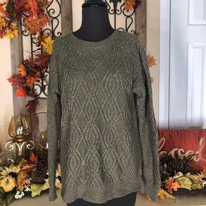 Time and tru| Women's Crewneck sweater